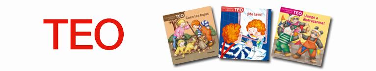 <div>Tus primeros libros de Teo</div>