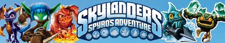 <div>Skylanders</div>