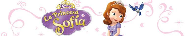<div>Disney. Princesa Sofía</div>