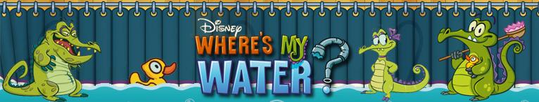 <div>Disney. Where&#39;s my water</div>