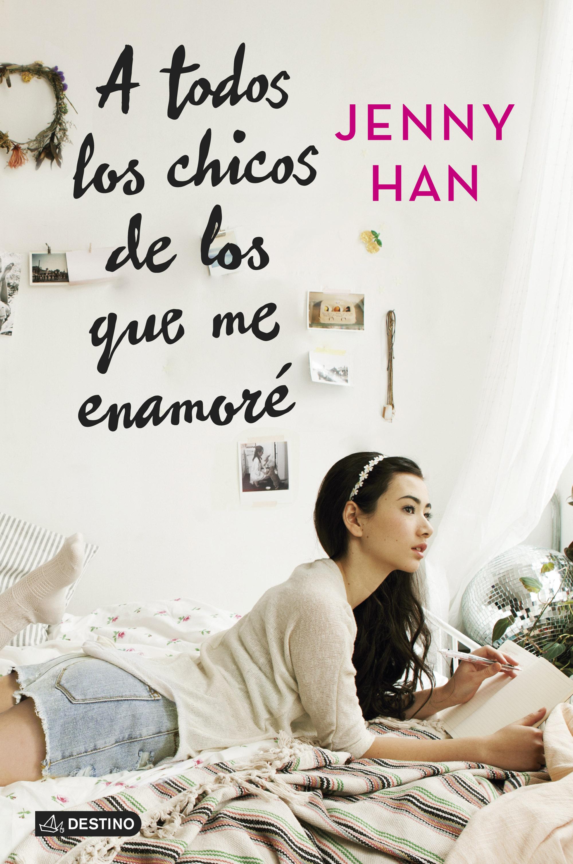 """Resultado de imagen para """"A todos los chicos de los que me enamoré"""", de Jenny Han"""
