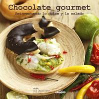 Chocolate gourmet. Reinventando lo dulce y lo salado