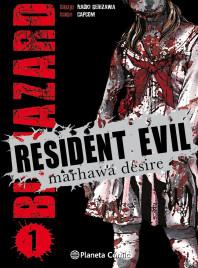 Resident Evil nº 01/05