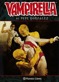 Vampirella de Pepe González nº 02/03