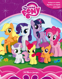 My Little Pony. Mi libro Juego