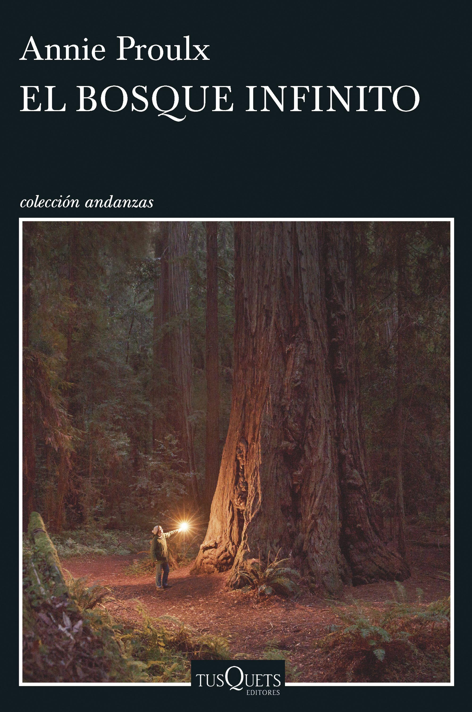 Resultado de imagen de el bosque infinito