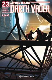 Star Wars Darth Vader nº 23/25