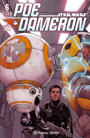 Star Wars Poe Dameron nº 06
