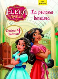 Elena de Ávalor. La princesa heredera