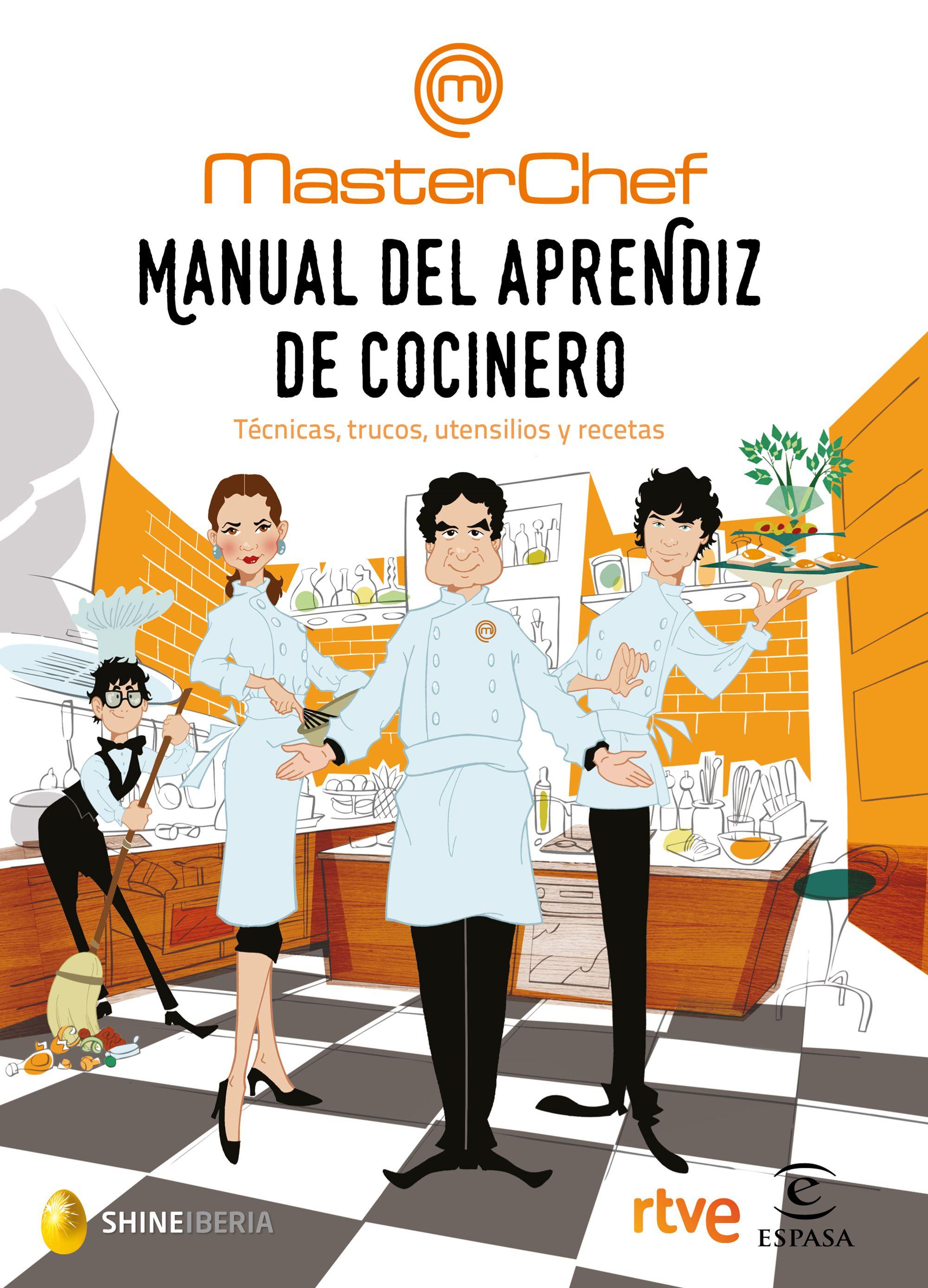 Manual del aprendiz de cocinero | Planeta de Libros