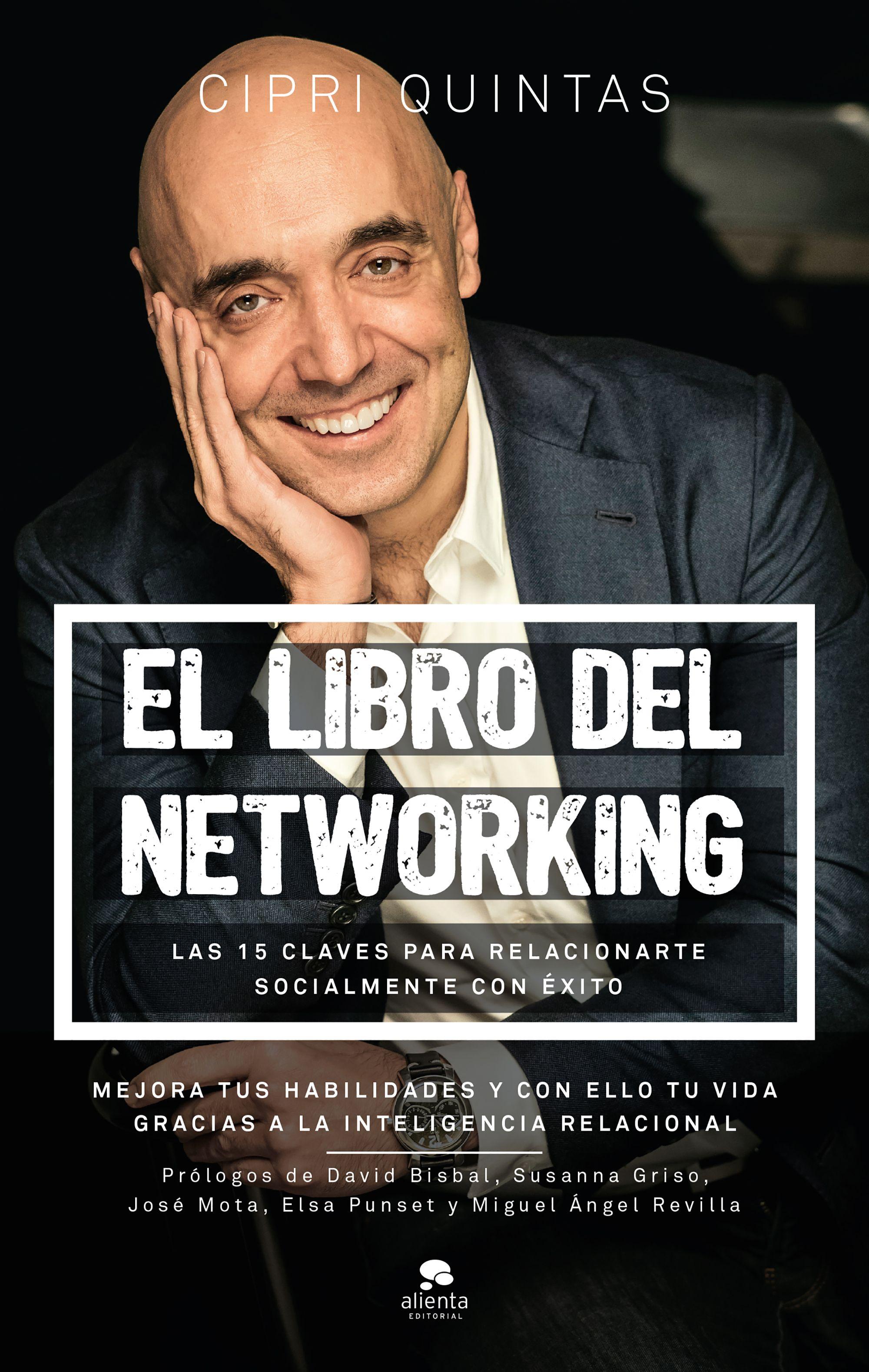 El libro del networking, de Cipri Quintas