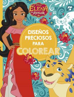 Elena De ávalor Diseños Preciosos Para Colorear Disney Planeta De Libros