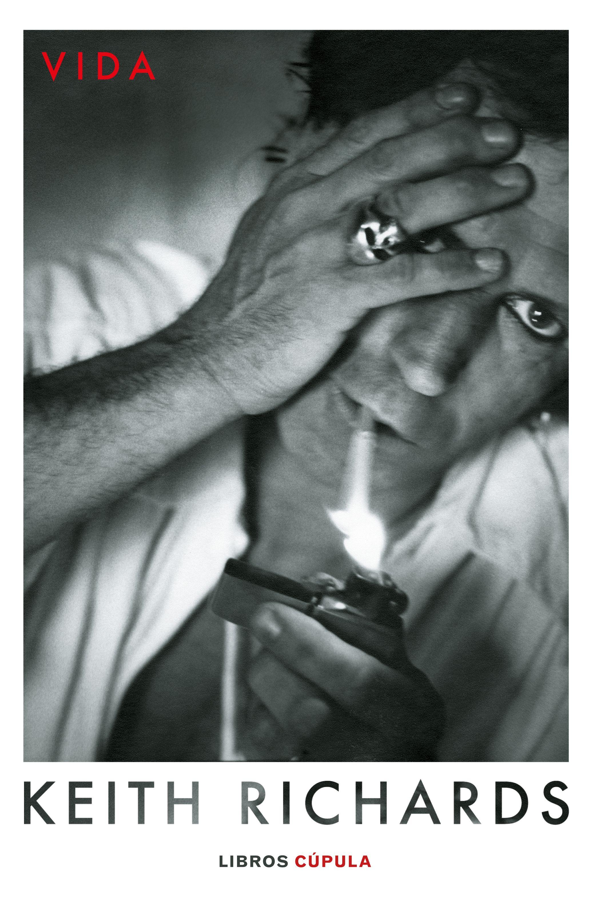 Vida, de Keith Richards