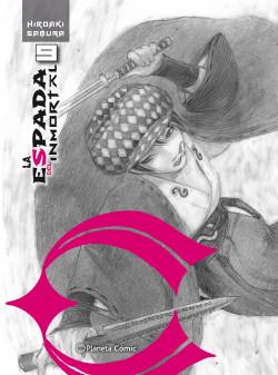La espada del Inmortal Kanzenban nº 09/15