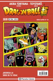Dragon Ball Serie roja nº 236