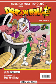 Dragon Ball Serie roja nº 237 (vol6)