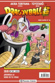 ✭ Dragon Broly Super ~ Anime y Manga ~ El tomo 5 sale el 24 de marzo. Portada_dragon-ball-serie-roja-n-237_akira-toriyama_201907121045