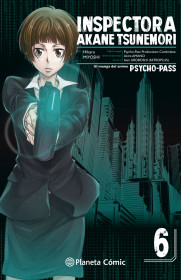 Psycho Pass nº 06/06