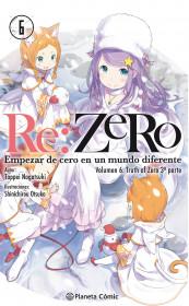 Re:Zero (novela) nº 06