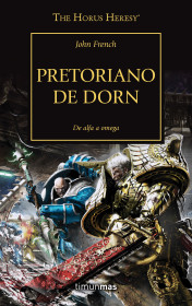 The Horus Heresy nº 39/54 Pretoriano de Dorn