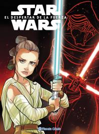 Star Wars El despertar de la Fuerza (cómic infantil)