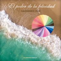 Calendario El poder de la felicidad 2020