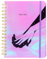 Agenda escolar 2020-2021 Isa Muguruza