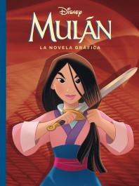Mulán. La novela gráfica