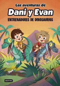 Las aventuras de Dani y Evan 3. Entrenadores de dinosaurios