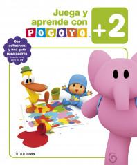 Juega y aprende con Pocoyó (+2)