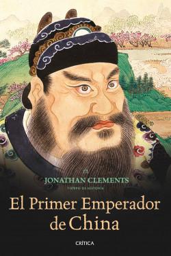 Qin Shihuangdi, Primer Emperador de China, según un álbum de retratos de 86 emperadores chinos, siglo XVIII.© © The Art Gallery / Alamy images