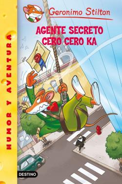 Resultado de imagen de imagenees de el libro de agente cero cero ka