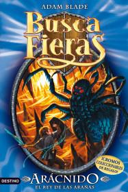 Arácnido, el Rey de las arañas