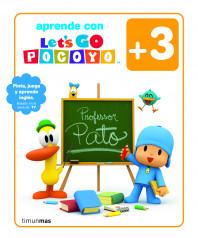 Aprende con Let's Go Pocoyo +3