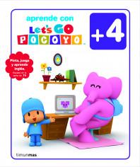Aprende con Let's Go Pocoyo +4