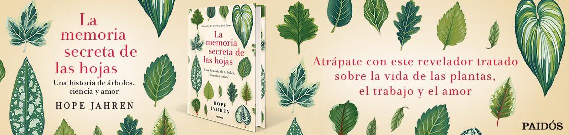 """Lee en exclusiva el primer capítulo de """"La memoria secreta de las hojas"""""""
